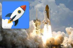 space launch now aplikace