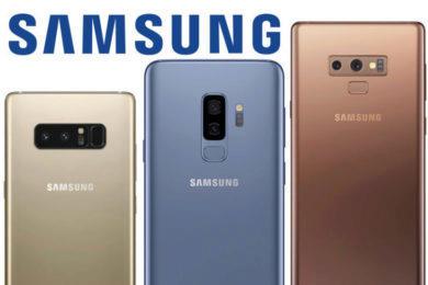 srovnani fotoaparatu samsung galaxy note 9 vs note 8 vs galaxy s9 plus
