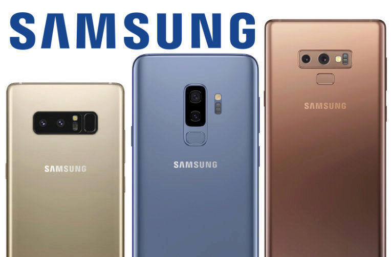 srovnani fotoaparatu samsung galaxy note 9 vs note 8 vs galaxy s9 plus