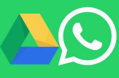 whatsapp google disk zruseni limitu záloha