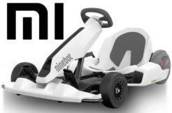 xiaomi ninebot go kart elektricka motokara