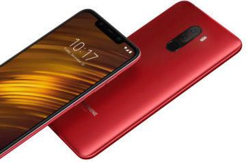 Xiaomi Pocophone F1 představen: Vlajkový model za extrémně nízkou cenu