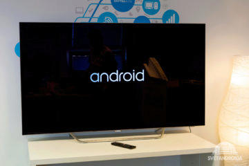 zapnuti philips tv android