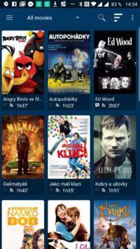 Automatické doplnění plakátů Nova Video Player