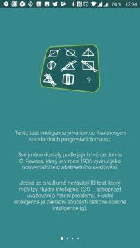 Informace o IQ testu