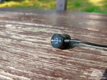 LG G7 ThinQ makro sluchatka
