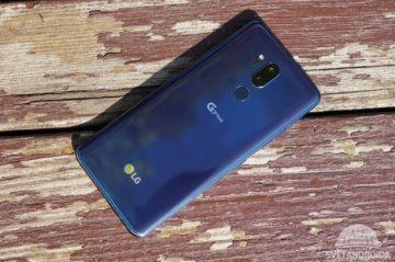 LG G7 ThinQ záda