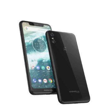 Motorola One-Black