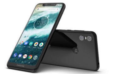 Nový smartphone Motorola One má výřez, duální fotoaparát a slíbené 3 roky aktualizací