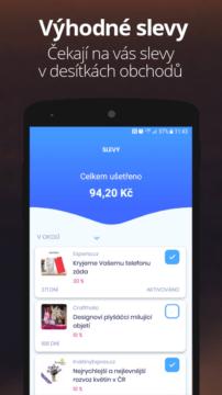 Poketka aplikace