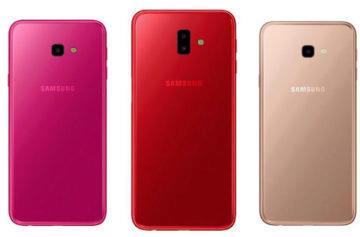 Nové Samsung telefony z řady Galaxy J mají čtečku otisků na boku. A co další parametry?