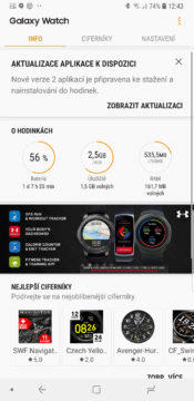 Samsung Galaxy Wearable