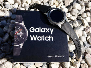 Samsung Galaxy watch 46mm unboxing
