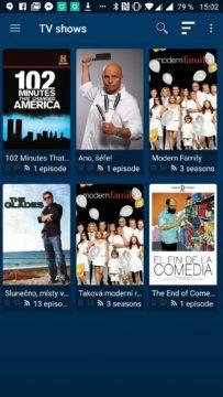 Seriály roztříděné dle sezón Nova Video Player