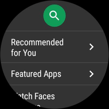 Wear OS ticwatch pro system
