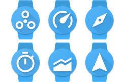 appfour wear os android wear aplikace chytre hodinky