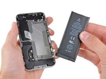 baterie pro telefony