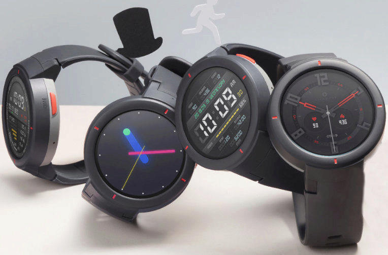 chytre hodinky xiaomi amazfit verge