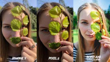 fototest iphone X vs pixel 2 detail oblicej