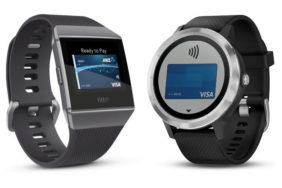 garmin pay fitbit pay ceska republika platby