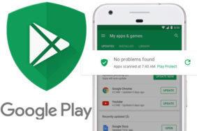 google play protect test ochrany