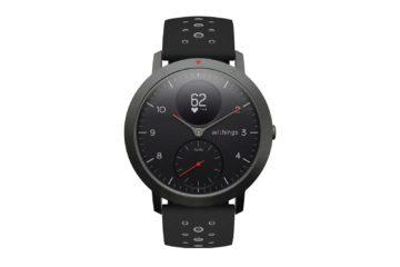 hodinky withings steel hr sport
