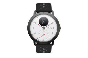 hybridni hodinky withings steel hr sport