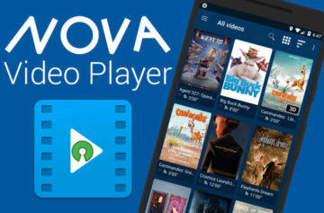 Nova Video Player: sledujte filmy a videa na Androidu