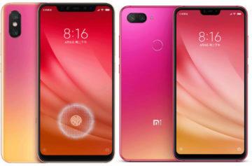 Xiaomi má dva nové telefony řady Mi 8: První má nižší cenu, druhý čtečku otisků v displeji