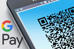 platby pres qr kody google
