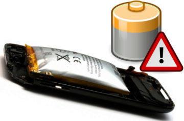 Jak poznat špatnou baterii v telefonu? Máme pro vás několik tipů