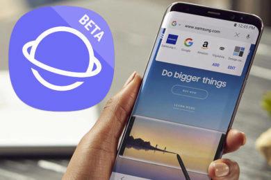 prohlizec samsung internet browser
