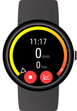 rychlost wear os aplikace