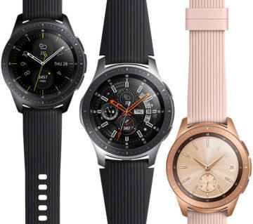 samsung galaxy watch design