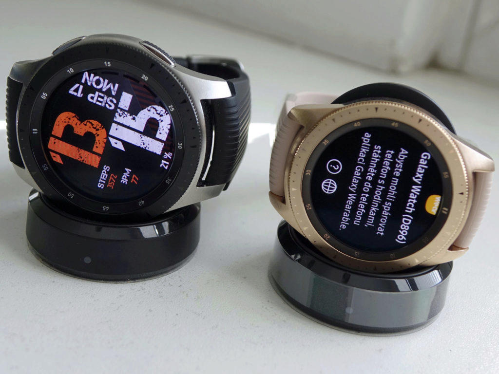samsung galaxy watch hardware