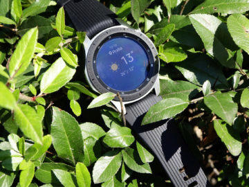 samsung galaxy watch predni strana