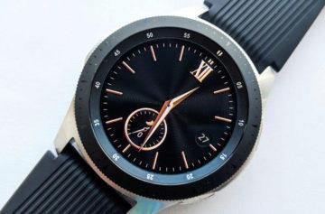 samsung galaxy watch recenze