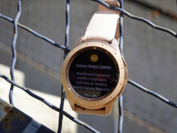 samsung galaxy watch sparovani