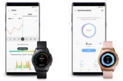 samsung health aplikace
