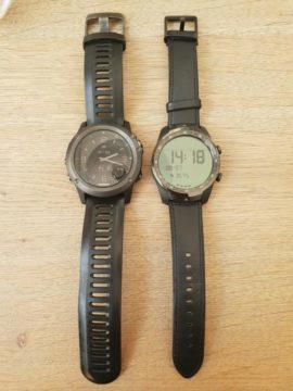 srovnani chytrych hodinek ticwatch pro garmin fenix 3