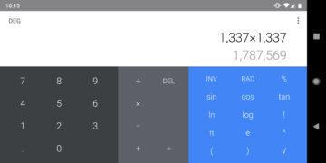 stary design google kalkulacka