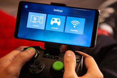 steam link android aplikace