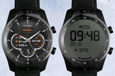 ticwatch pro recenze chytre hodinky