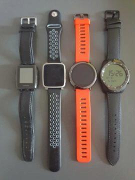 ticwatch pro srovnani hodinek