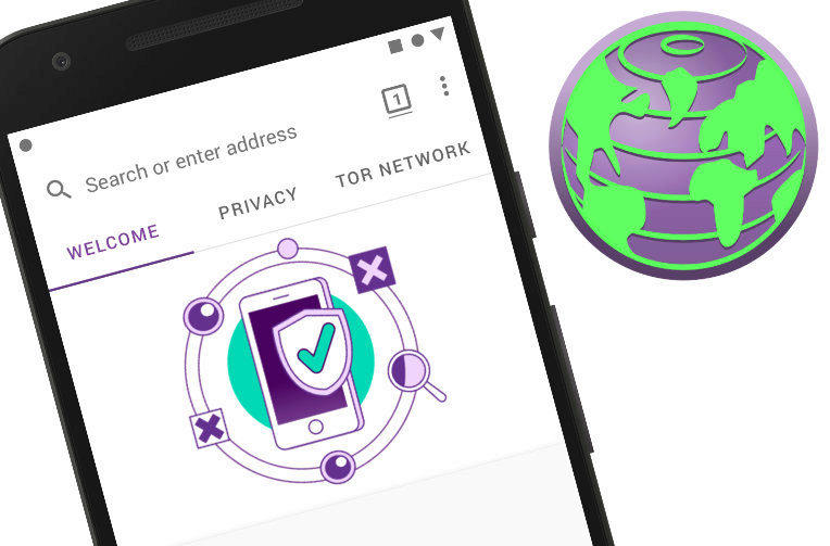 tor prohlizec android