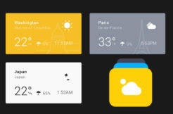 weather timeline konec google play
