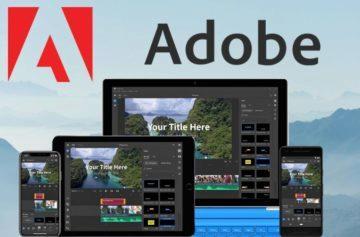 Adobe Premiere Rush CC: snadná úprava videí i na Androidu vyjde v roce 2019