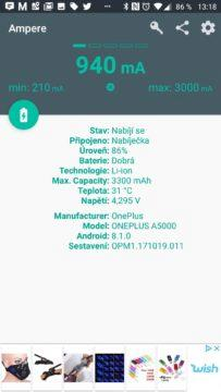 Nabíječka Alcatel UC11EU