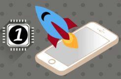 Apple iPhone nejrychlejší procesor