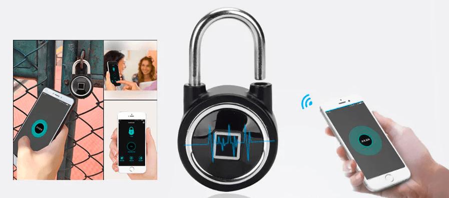 Bluetooth zámek